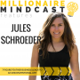 Artwork for 084: 7 Figure Feather Business Leads to an Unconventional Life | Jules Schroeder