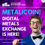 Artwork for Metalicoin Digital Metals Exchange is here, and it's Golden! #54