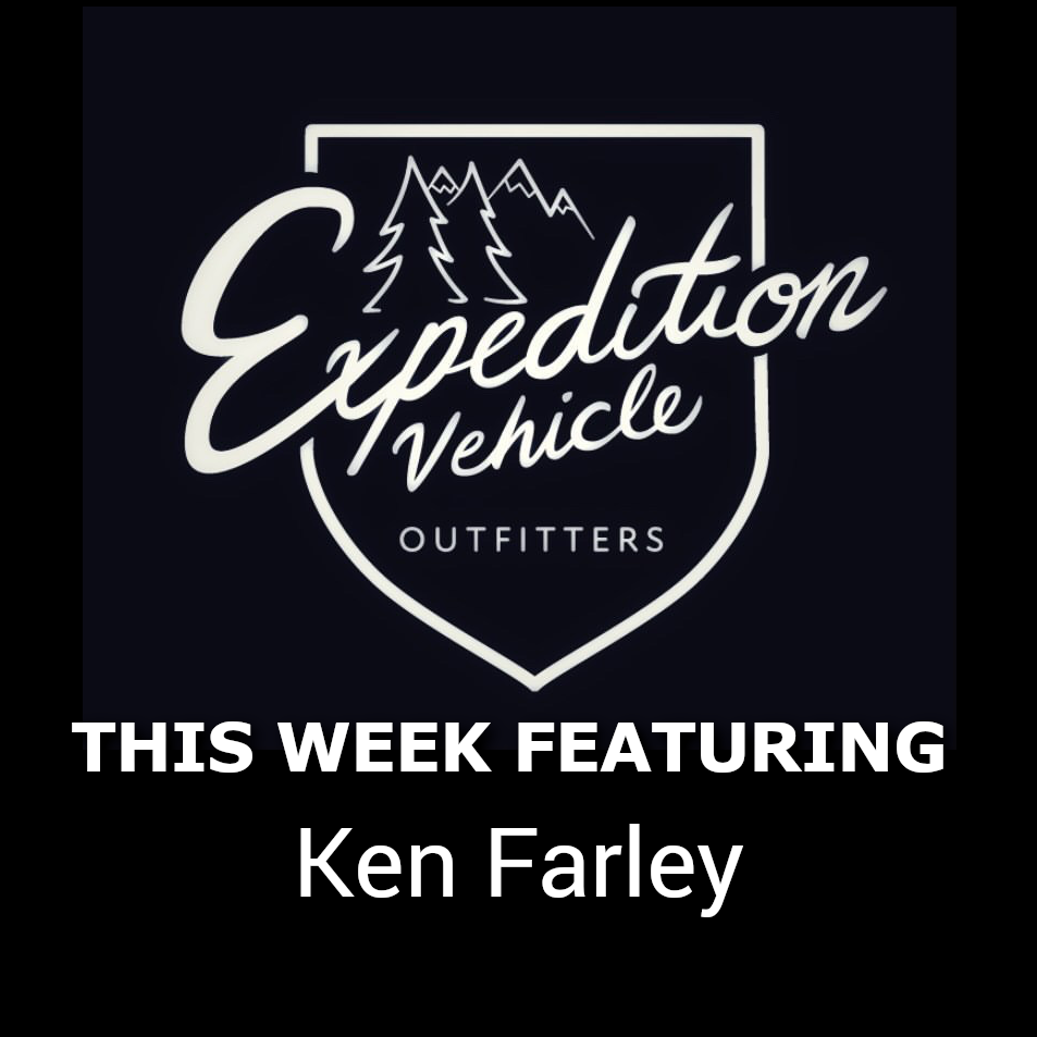 Expedition Vehicle Outfitters-Ken Farley show art