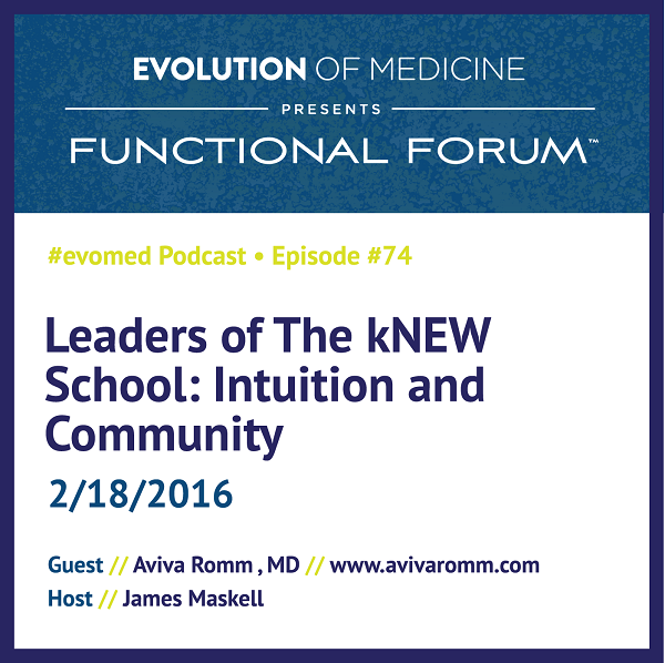 Leaders of the kNEW School: Intuition and Community