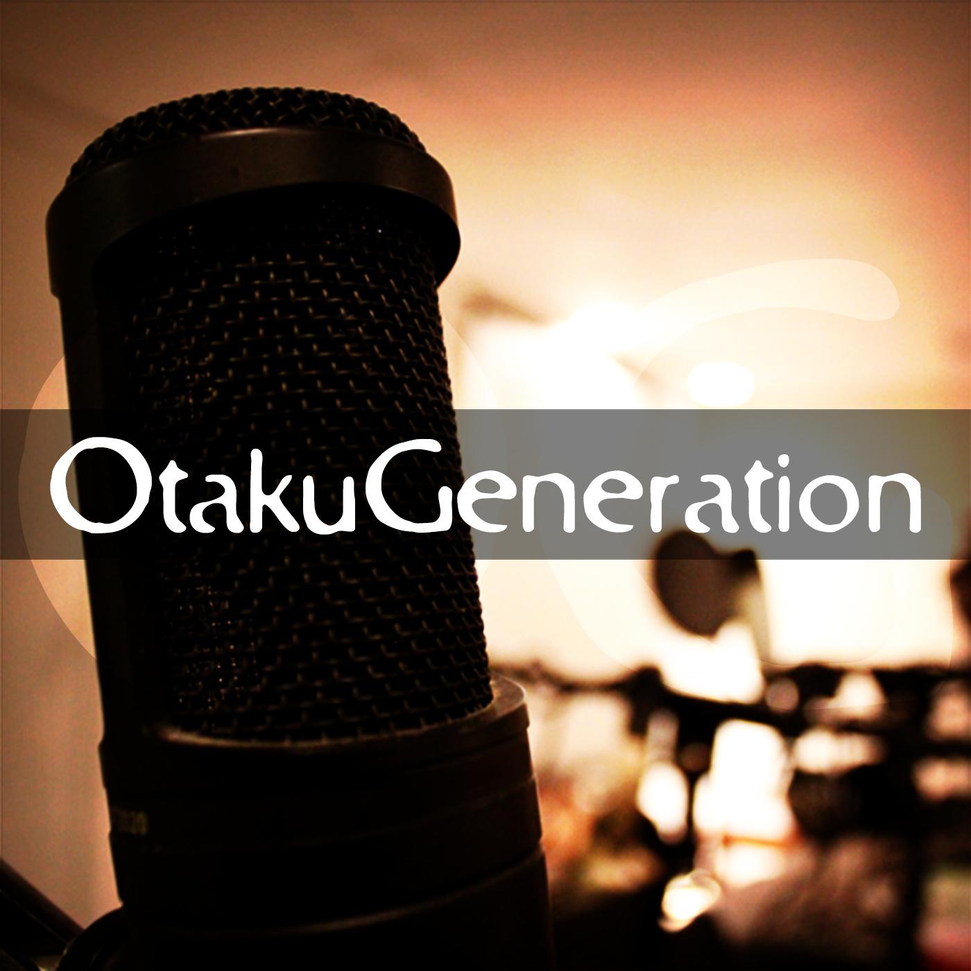 otakugeneration's Podcast show art