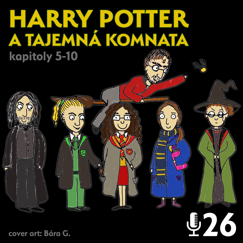 Epizoda 26 - Harry Potter 2.2