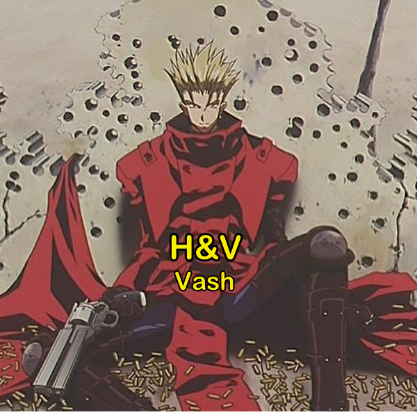 Heroes and Villains 103: Vash The Stampede/ Trigun