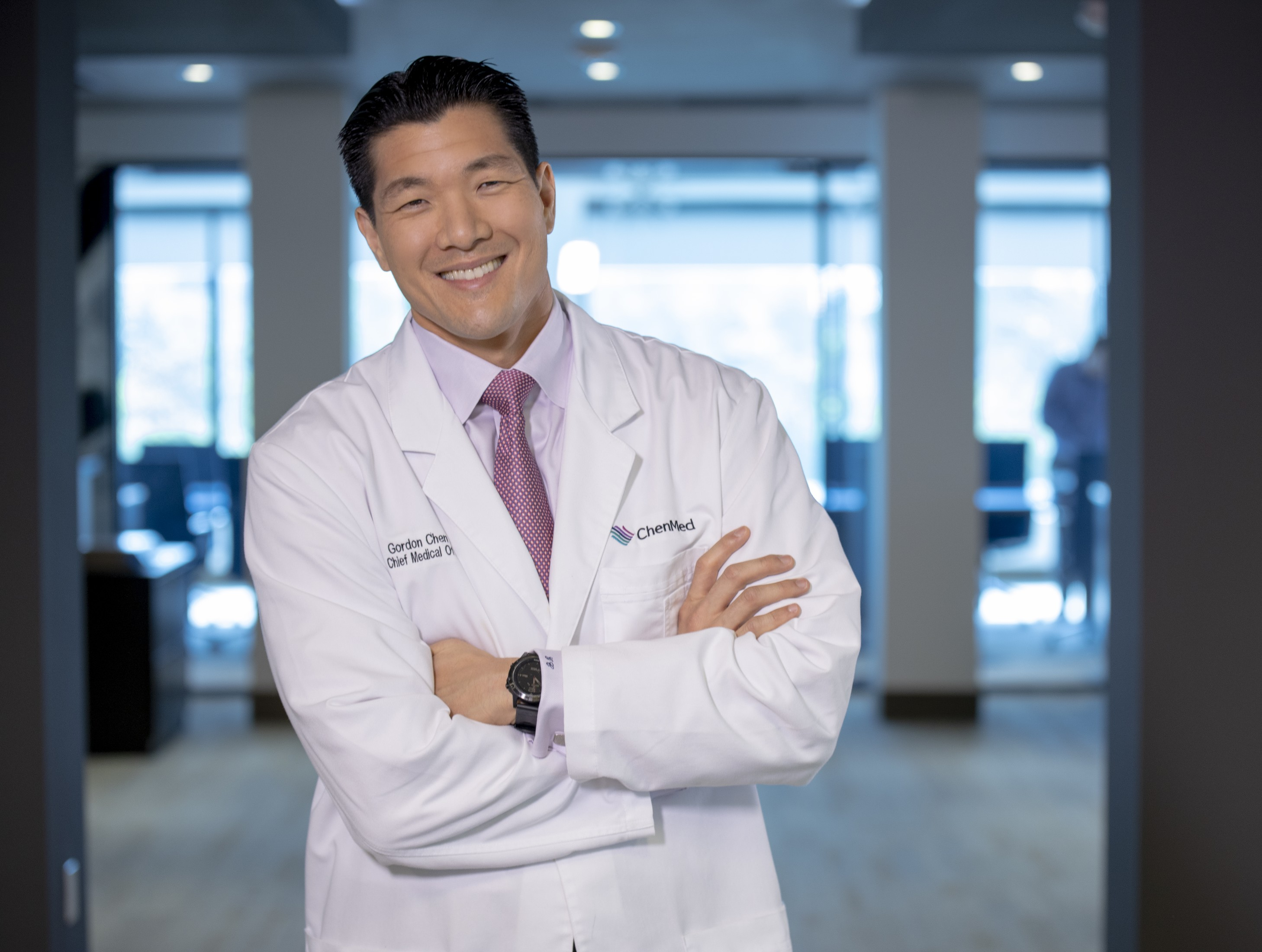 Dr. Gordon Chen