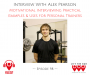 Artwork for LTBP #98 - Alex Pearson: Motivational Interviewing Practical Examples & Uses for Personal Trainers