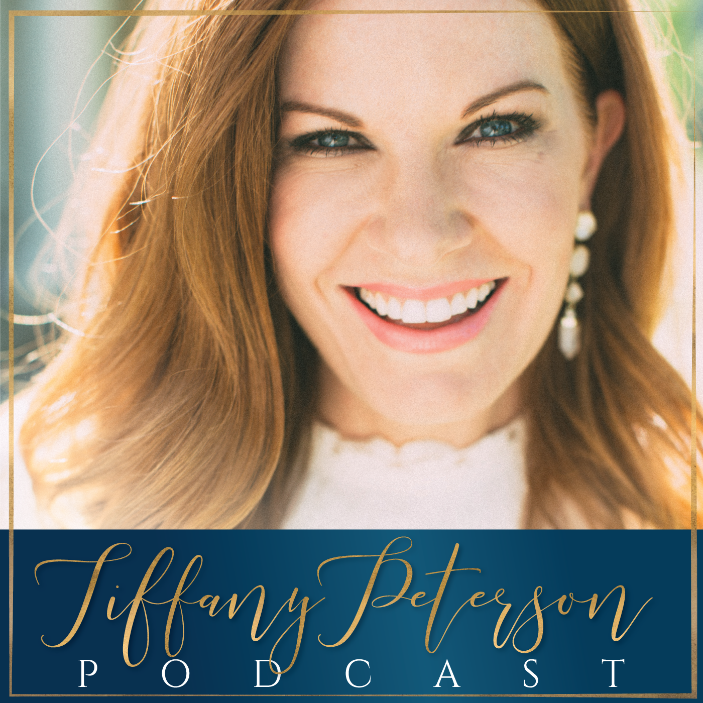 Tiffany Peterson Podcast show art