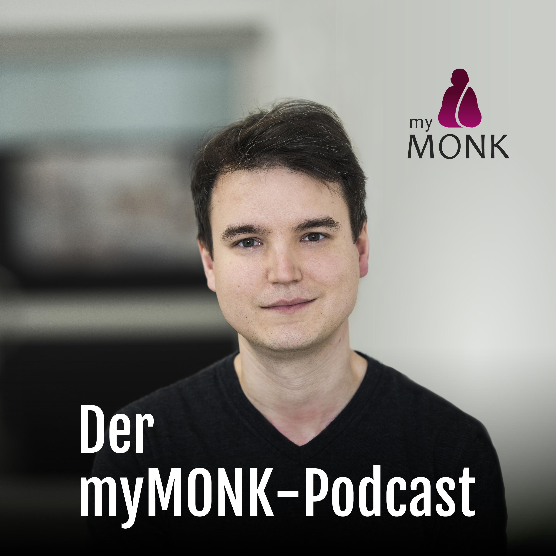 myMONK Podcast show art