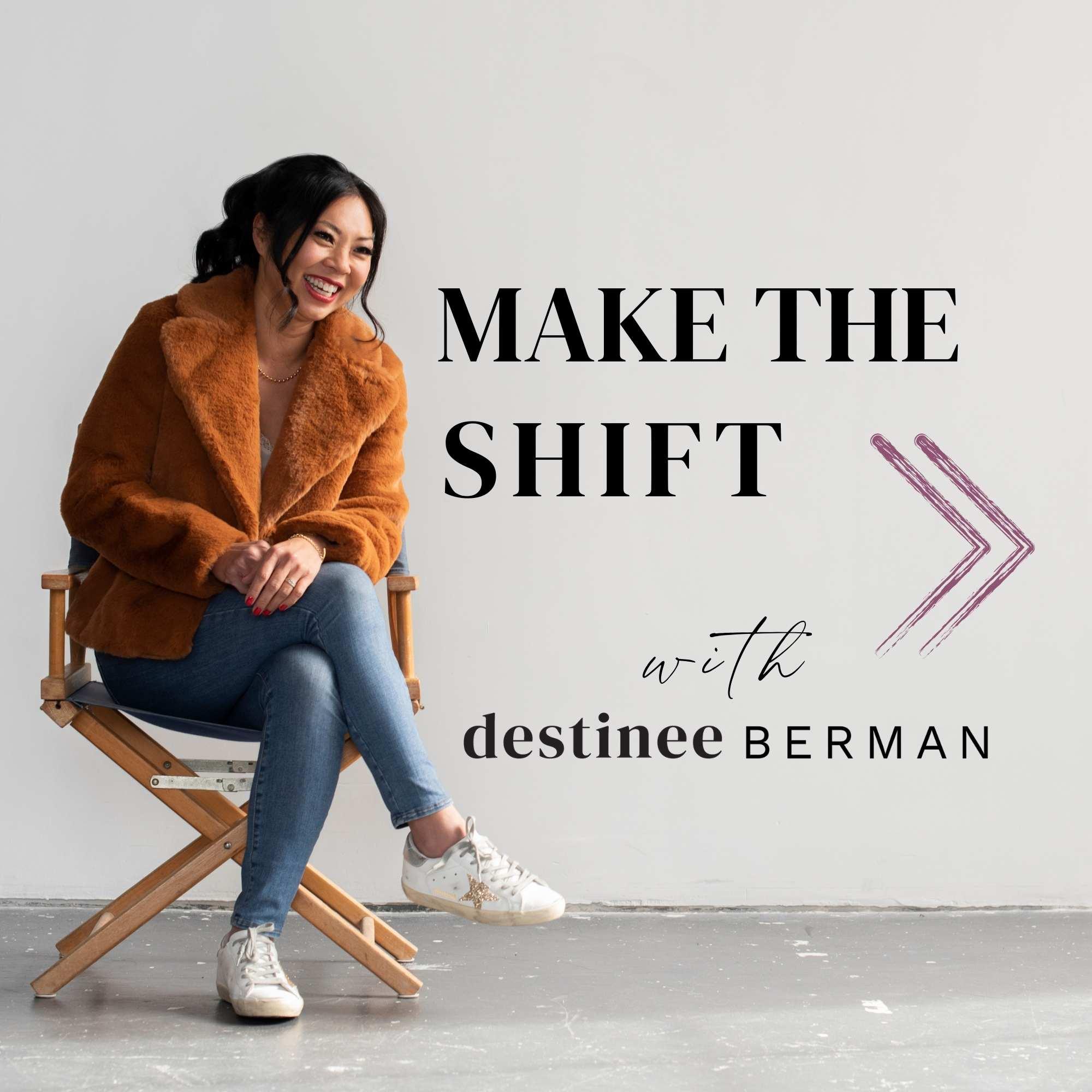 Make The Shift show art