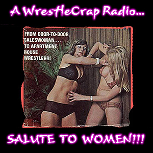 WrestleCrap Radio March 5, 2010