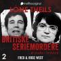Artwork for Britiske seriemordere - Et studie i ondskab