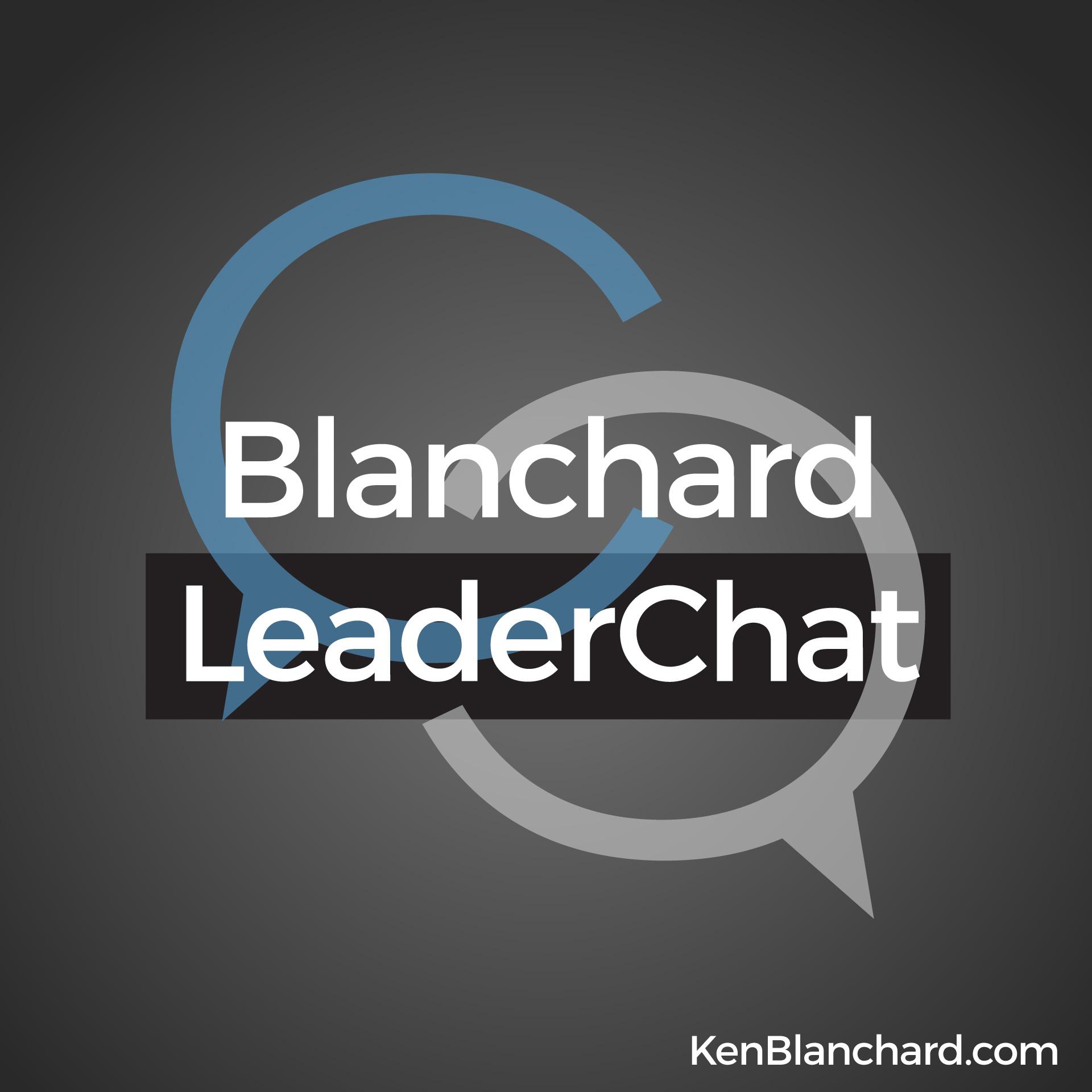 Blanchard LeaderChat show art