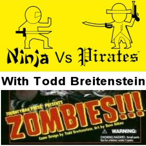 NvP 3x03 - Zombies!!! with Todd Breitenstein