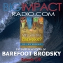 Artwork for Why Is Brodsky Barefoot? Powerful Story Within.