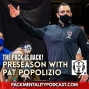 Artwork for Picking up the preseason chatter with Pat Popolizio - NCS82