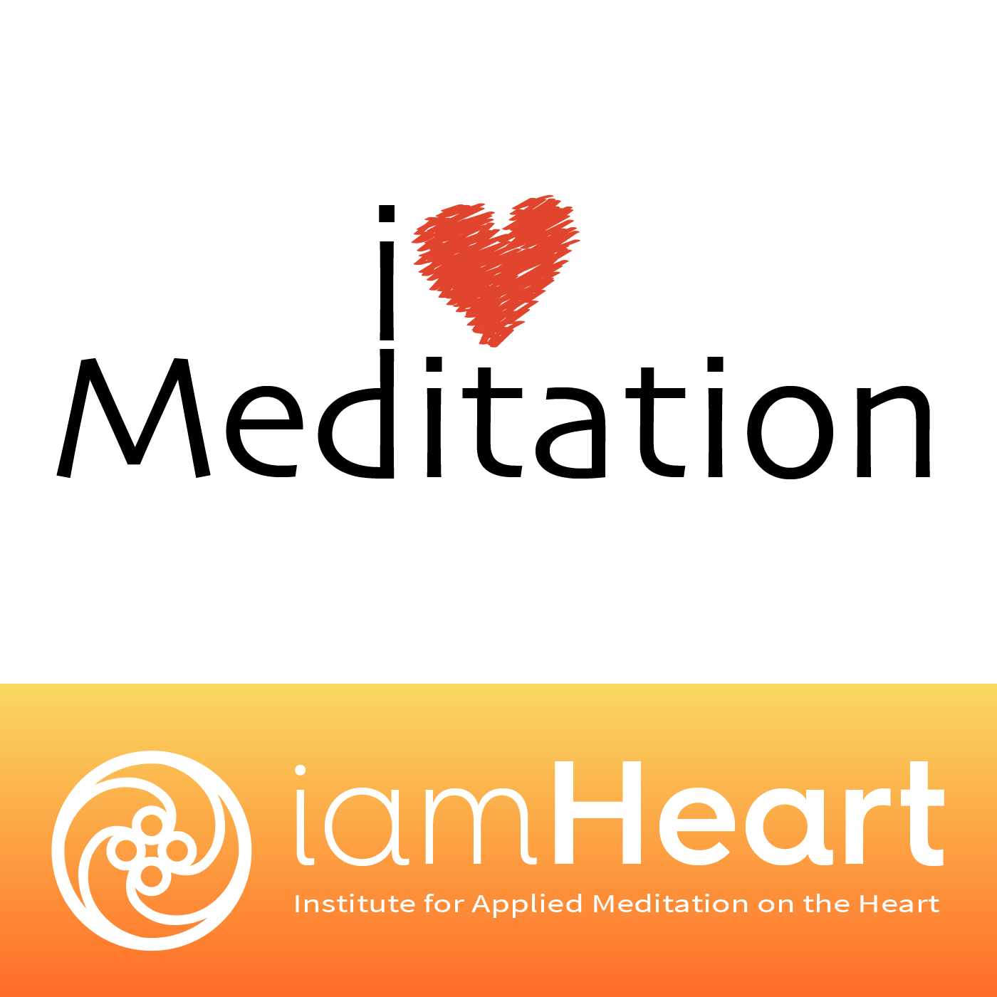 I Heart Meditation logo