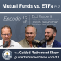 Artwork for 013: How to Construct a Portfolio Containing Mutual Funds and ETFs - Part 2