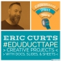 Artwork for Eric Curts - Creative Projects with Docs, Slides, and Sheets