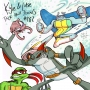 Artwork for Kyle and Luke Talk About Toons #182: Sometimes All You Need is a Future Shark