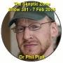 Artwork for The Skeptic Zone #381 - 7.Feb.2016