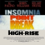 Artwork for Week 34: (Point Break (1991), High-Rise (2015), Insomnia (2002))