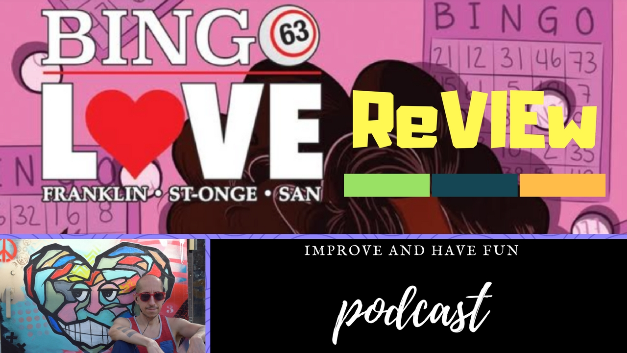 Artwork for Bingo LOVE Review-V I D E O
