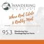 Artwork for Episode 95.3: Wandering Zen - Thanksgiving Fun Facts