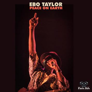 Ebo Taylor - Peace On Earth
