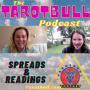 Artwork for Tarotbull Podcast - Spreads & Readings