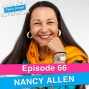 Artwork for 66 Nancy Allen – How Women And Minority-Owned Businesses Can Land Lucrative Government And Corporate Contracts
