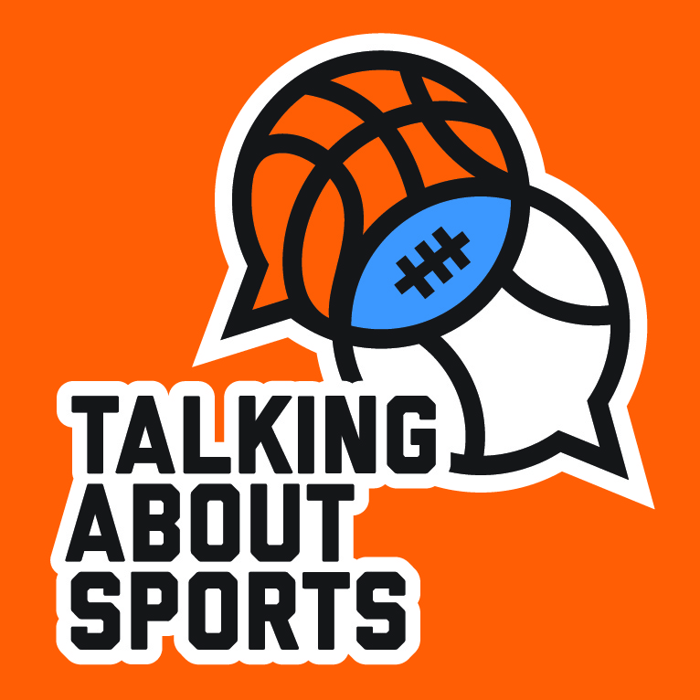Talking About Sports show art