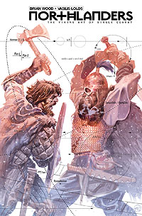 Brian Wood,A Viking's Life In The DMZ