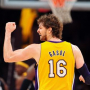Artwork for Should The Lakers Retire Pau Gasol's Jersey?, Sports Coming Back?, Plus A Chris Paul Trade