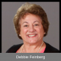 Artwork for Ep.50-Debbie Feinberg: Living her convictions to stay close to her authentic self.