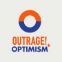 Artwork for BONUS: Outrage + Optimism is 100 Episodes Strong! with Christiana, Tom and Paul