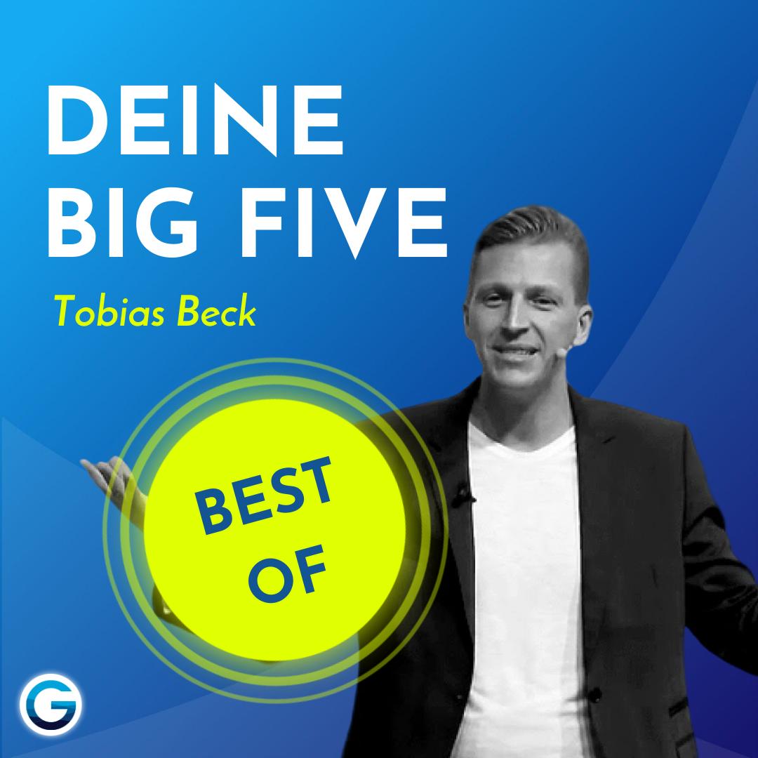 BEST OF: Beziehungs-Check: Macht dich dein Umfeld glücklich? // Tobias Beck