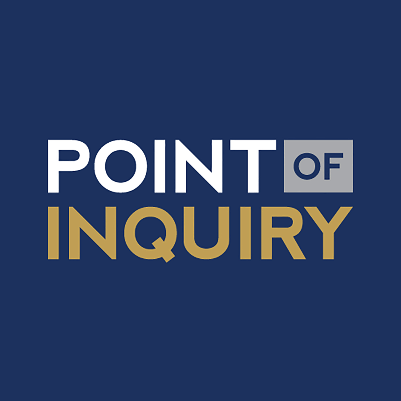 Point of Inquiry show art
