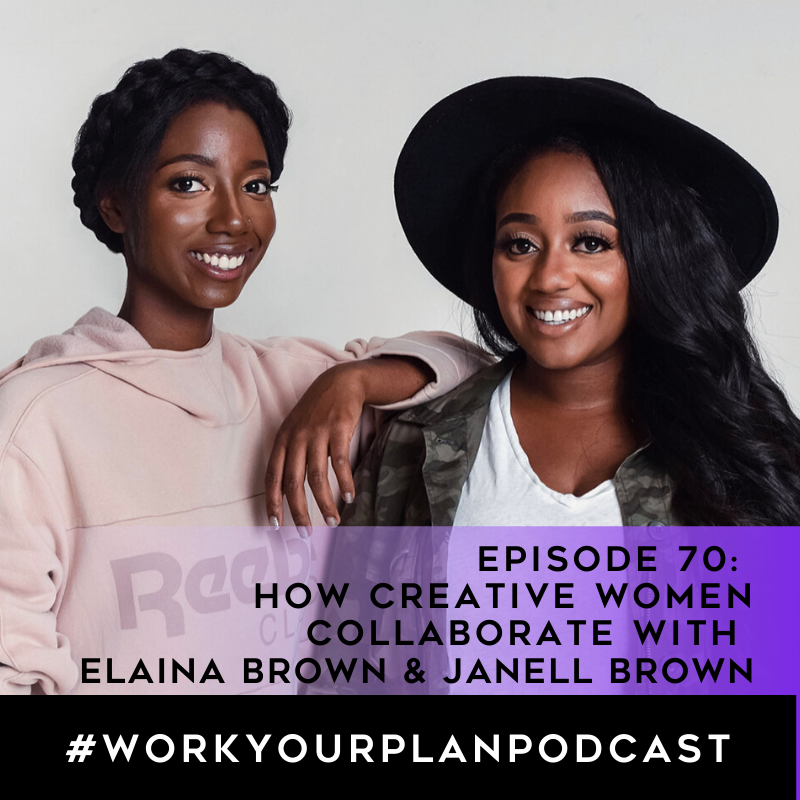 episode 70 janell and elaina brown