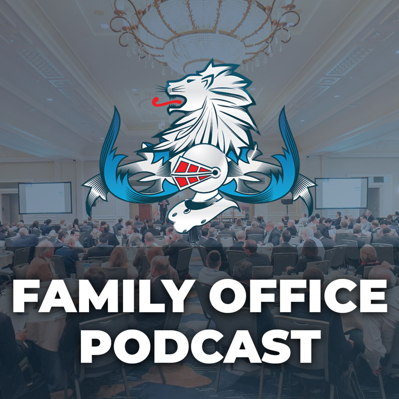 Family Office Podcast - Private Investor & Investment Insights show art