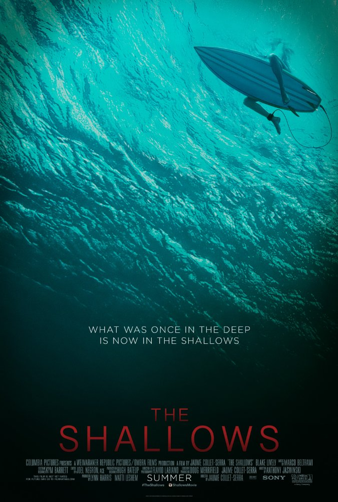 Ep. 249 - The Shallows (March of the Penguins vs. The Mermaid)