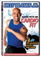 Dance With Me Exercise DVD Star Billy Blanks Jr