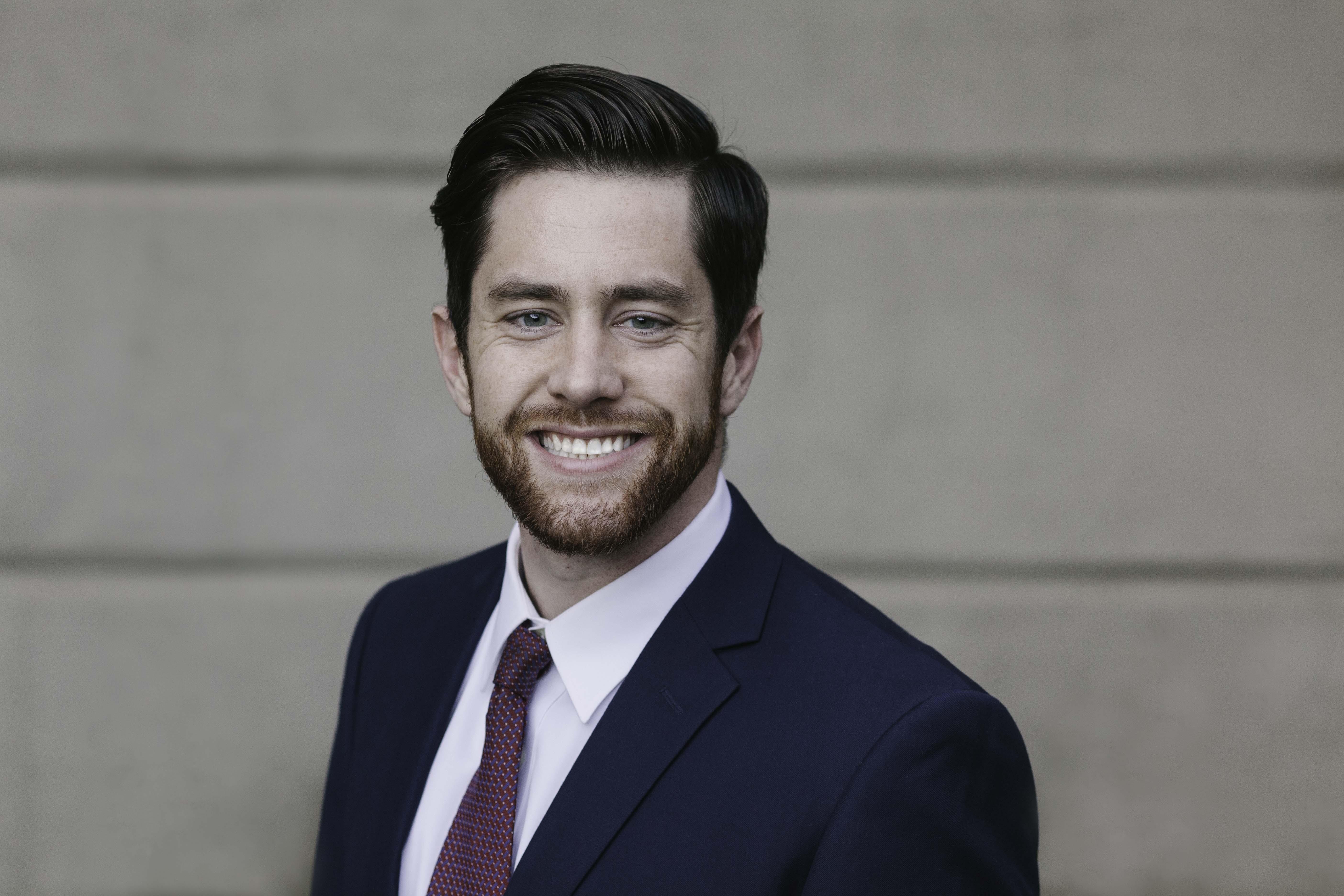 Tristan Opie, MBA'19