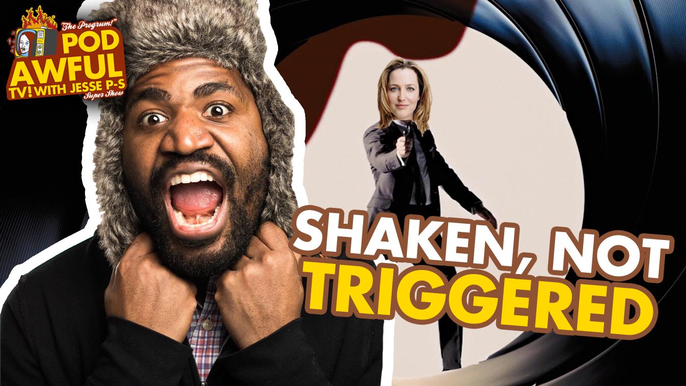 Shaken, Not Triggered w/ Steve Howze (#BlackTwitter, #NextBond, #GiveCaptainAmericaABoyfriend)