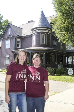 #14:  The Inn on Church with Pam Renfro