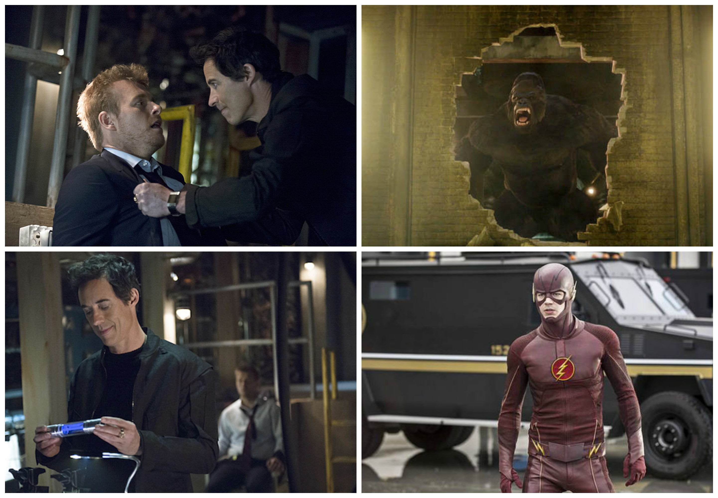 Episode 215: The Flash - S1E21 - Grodd Lives