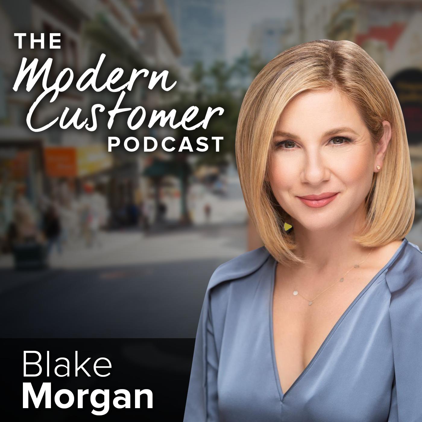 The Modern Customer Podcast show art