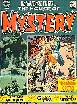 211-140602 In the Old-Time Radio Corner - The House of Mystery