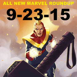 9-23-15 All New Marvel Roundup