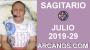 Artwork for HOROSCOPO SAGITARIO - Semana 2019-29 Del 14 al 20 de julio de 2019 - ARCANOS.COM