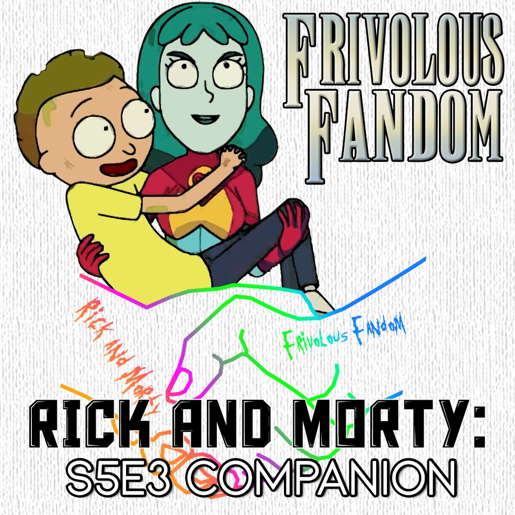Rick and Morty: S5E3 - Companion