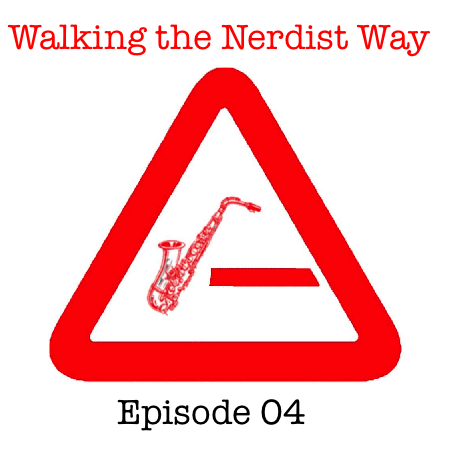 Walking the Nerdist Way Ep. 04: Your Brain Lies